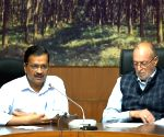 Delhi LG, CM pay condolences to ASIs who died of Covid-19