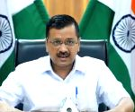 Developing system to help Covid patients locate hospitals: Kejriwal