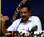 Kejriwal launches new street light scheme in Delhi