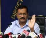 Kejriwal welcomes cabinet nod on unauthorized colonies