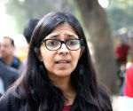 Gargi case: Maliwal, students discuss future course of action