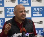 AAP blames BJP for chilli attack, claims conspiracy to kill Kejriwal