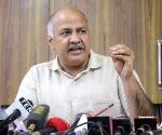 Sisodia hails Delhi govt schools' improved class 10 results