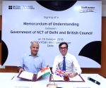 Delhi signs MoU with British Council for English skilling
