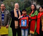 Najeeb Jung felicitate the Winners of the National Bravery Awards - 2015