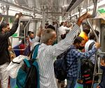 Najafgarh-Dhansa Metro line opens for public