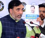 16 lakh people joined AAP after it won Delhi polls: Minister