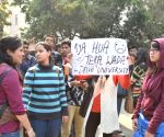 DU students demand AICTE approval for DU B.Tech course