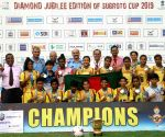 BKSP beat Nilmani English School 4-0 to win U-17 Girls Subroto Cup