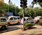 Raj announces free ambulance service for Covid patients
