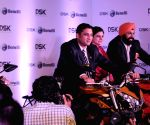 DSK Benelli superbikes launched in Delhi