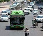 DTC buses back on Delhi roads