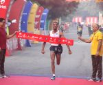 Delhi Half Marathon will help in uniting people: Bindra