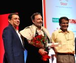 Prannoy Roy receives 2015 RedInk Award for Excellence in Journalism