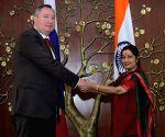20th India-Russia Inter-Governmental Commission