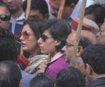 Ritu Beri, Anjum Chopra participate in Clean India Campaign