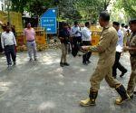 Minor fire at Delhi's Shastri Bhawan