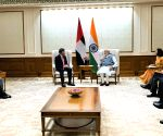 UAE Foreign Minister meets PM Modi, discusses growing bilateral ties