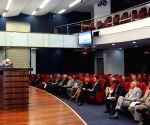 Foreign Secretary briefs Foreign Diplomats on SAARC Yatra