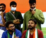 Need to save country's democracy, Kanhaiya says after joining Cong