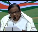 Chidambaram questions govt on fall in daily vax jabs