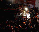 Navjot Singh Sidhu election campaign