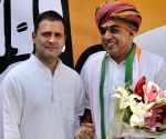 Jaswant Singh's son Manvendra joins BJP in a boost for Congress in Rajasthan