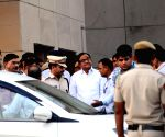 Who have I conspired with, asks Chidambaram