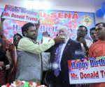 Hindu Sena welcomes 'hero' Trump