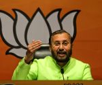 Gujarat local body poll results show people support farm reforms: Javadekar