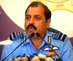 Air Chief Bhadauria flies HAL's trainer over Bengaluru