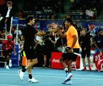 IPTL - Indian Aces vs Singapore Slammers (men's doubles)