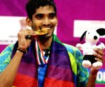 Indian Open Badminton Championship -  Srikanth Kidambi vs Viktor Axelsen