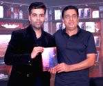 Launch of Ronnie Screwvala's book 'Dream With Your Eyes Open'