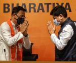 Jitin Prasada will not benefit party in polls, feel UP BJP leaders