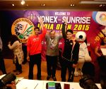 Younex Sunrises India Open 2015 press conference