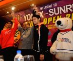 Yonex Sunrise India Open 2015 press conference