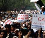 Many media personnel hurt in Jamia students' stir