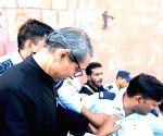 JNU stir: Teachers, students demand VC's resignation