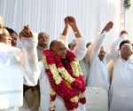 Janata Parivar meeting