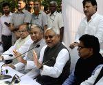 Socialist parties join hands to counter BJP