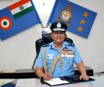 Air Marshal Suresh visits Halwara station