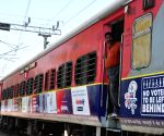 Railways to run promotional trains, Housefull 4 crew first taker