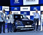 Hyundai launches connected compact SUV Venue