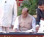 Rajnath Singh: RSS activist turned Home Minister(Profile)