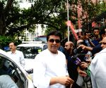 Crackdown on MNS ahead of Thackeray's ED appearance