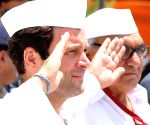 Rahul writes to HRD minister for well-being of students