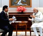 Conrad Sangma meets Modi, seeks central funds