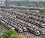 Delhi Metro extends suspension of services till 'further notice'