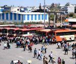 Delhi traffic cop composes song on migrants' plight